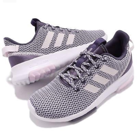 newest a73cd eaf9e Adidas CF Racer TR Cloudfoam Trace Purple